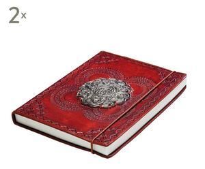 """Zestaw 2 notatników """"Grand Orient"""""""