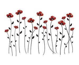 """Naklejka ścienna """"Flowers 11"""""""