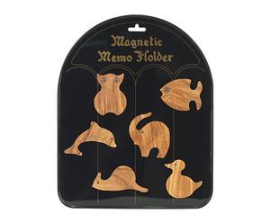 """Komplet 6 magnesów """"Pisca"""""""