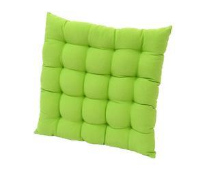 """Poduszka na krzesło """"Comodida"""", zielona"""