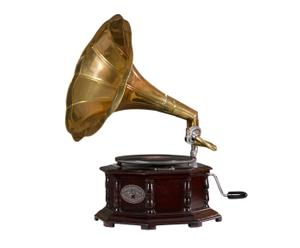 "Dekoracja ""Gramofono II"""