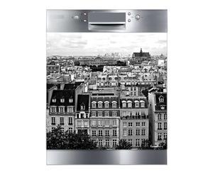 """Aplikacja magnetyczna na lodówkę """"Toits de Paris"""" 85 x 60 cm"""