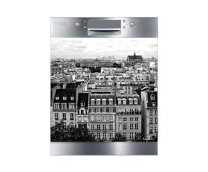 """Aplikacja magnetyczna """"Toits de Paris"""" 60 x 60 cm"""
