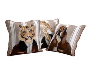 "Komplet 3 poduszek ""Safari"""