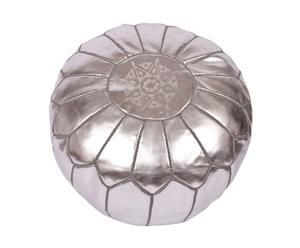 """Puf """"Marrakech"""",  srebrny"""
