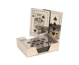 """Zestaw 6 podkładek """"Cards"""""""