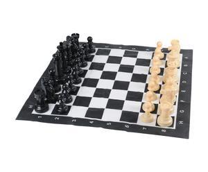 """Szachy XXL """"Garden Chess"""", wysokość figur: 20 cm"""