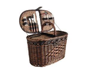 """Kosz piknikowy dla 2 osób """"Alarico"""""""
