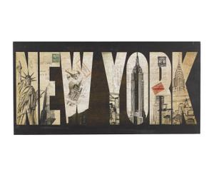 """Tabliczka dekoracyjna """"New York"""""""