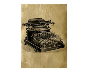 """Plakat """"Typewriter"""""""