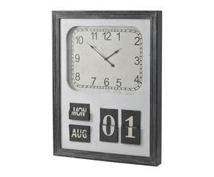 """Kalendarz z zegarem """"Giant"""""""
