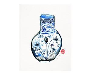 "Grafika ""China Vase I"""