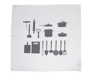 """Ściereczka kuchenna """"Tow"""", 1 x 64 x 64 cm"""