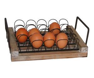 "Koszyk na jajka ""Egg"", 9 x 21 x 28 cm"