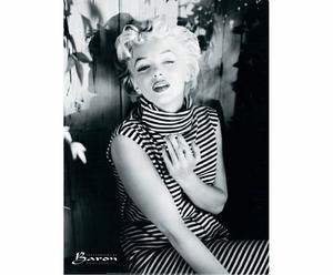 """Fotografia na płycie mdf """"Marilyn Monroe II"""" 60 x 80 cm"""