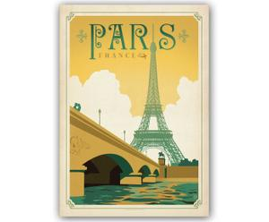 "Plakat ""Paris"""