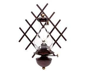 "Lampa ścienna ""Vecchio"", czarna"