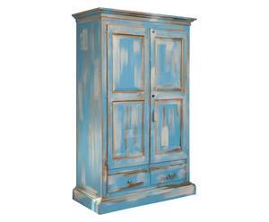 "Szafa ""Degas"", niebieska"