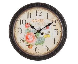 """Zegar ścienny """"Paris"""", wielokolorowy"""