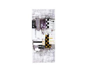 "Panel dekoracyjny ""Abstract"" 60 x 140 cm"