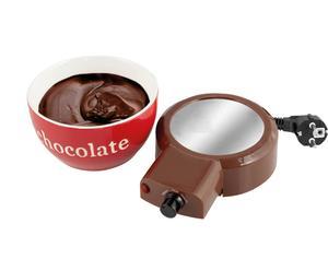 """Zestaw do podgrzewania czekolady """"Ricco"""""""