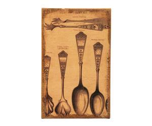 "Panel dekoracyjny ""Cutlery"""