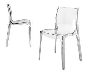 """Zestaw 2 krzeseł """"Courmayer"""""""