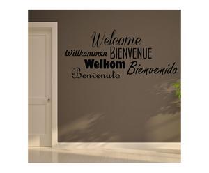 """Naklejka ścienna """"Welcome"""""""