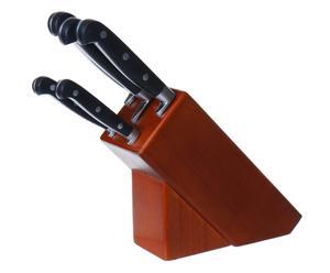 """Komplet 5 noży w bloku """"Forgaito"""""""