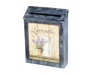 """Skrzynka na listy """"Lavender"""""""