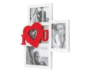 "Ramka na zdjęcia ""I Love"""