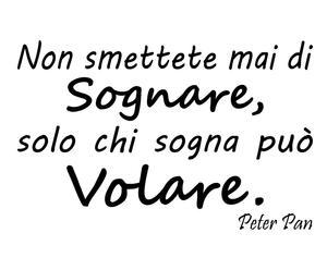"""Naklejka ścienna """"Peter Pan"""""""