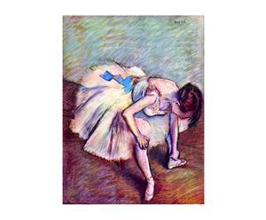 """Płótno dekoracyjne na blejtramie """"Ballerina"""" Edgara Degasa"""