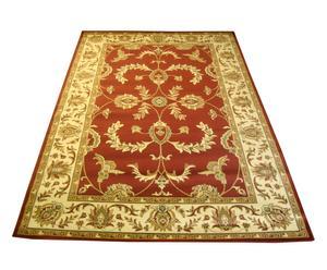 Tappeto Ziegler rosso bordeaux - 300x400 cm