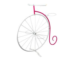 """Stojak na kwiaty """"Pink Bike"""""""