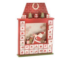 """Dekoracja """"Christmas"""", 40 x 6 x 29 cm"""