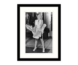 "Dekoracja ścienna ""Marylin Monroe III"", 65 x 50 x 2,5 cm"