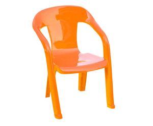 """Krzesło """"Baghera"""" – pomarańczowe"""