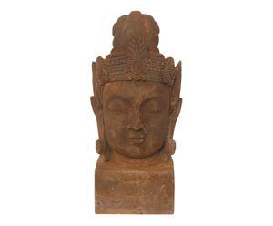 """Figurka """"Budda"""", rdzawa"""
