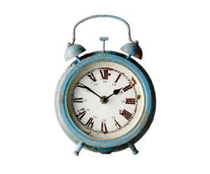 """Zegar stojący """"Bell"""", błękitny"""