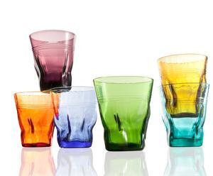 """Zestaw 6 szklanek """"FRUTTA"""""""