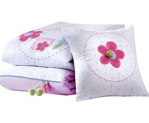 """Dekoracja łóżka """"Flora I"""""""