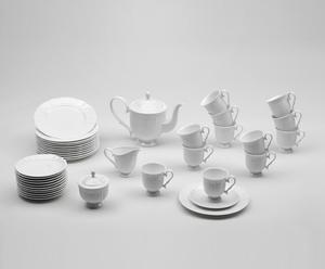 """Zastawa porcelanowa do herbaty """"ATENA"""" dla 6 os."""