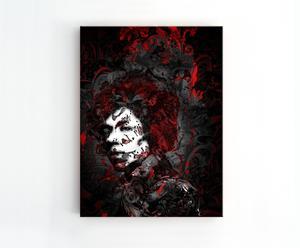 """Grafika """"Jimi"""", 60 x 80 cm"""