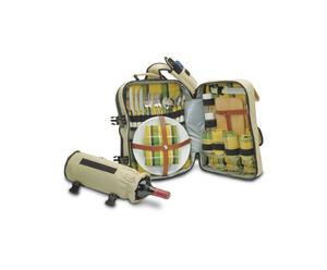Plecak piknikowy z komorą na butelkę