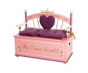 """Skrzynia na zabawki """"Always a Princess"""""""
