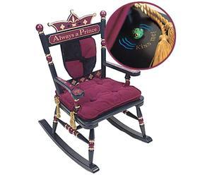 """Krzesełko bujane """"Always a Prince"""""""