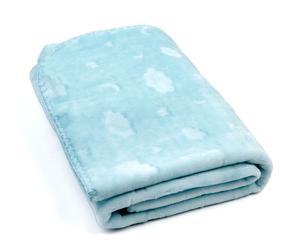"Kocyk ""Baby Comfort"", niebieski"