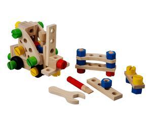 Zestaw konstrukcyjny, 60 części