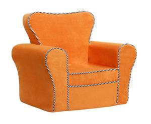 """Fotel """"Windsor Junior"""" pomarańczowy"""